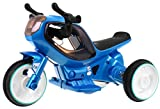 Elektromotorrad für Kinder Elektrisch Ride On Kinderfahrzeug Elektroauto Motorrad - Hornet Baby - Blau