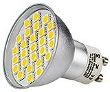 Greenline® 27er LED GU10 kaltweiß Spots Strahler 230V 5 Watt = echter 50W #269