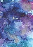 DOT GRID JOURNAL A4: Carnet De Notes Pointillés Pour Bullet Journaling, Lettering, Art Notes | 110 Pages Avec Papier Pointillé | Dotted Notebook Cahier | Aquarelle