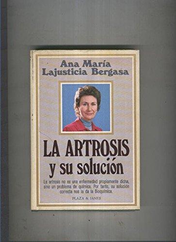 La artrosis y su solucion