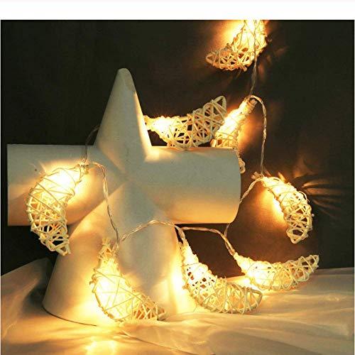 LED Warmlicht Festival Weihnachten Hochzeit Dekoration Licht Batteriebetrieb Blinklicht - 3-wege-blinklicht