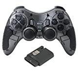 QUMOX 2.4GHz Wireless Game Controller Gamepad für PC Windows