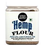 #4: Urban Platter Hemp Seed Flour, 500g [Gluten-free, Vegan and Protein-rich]