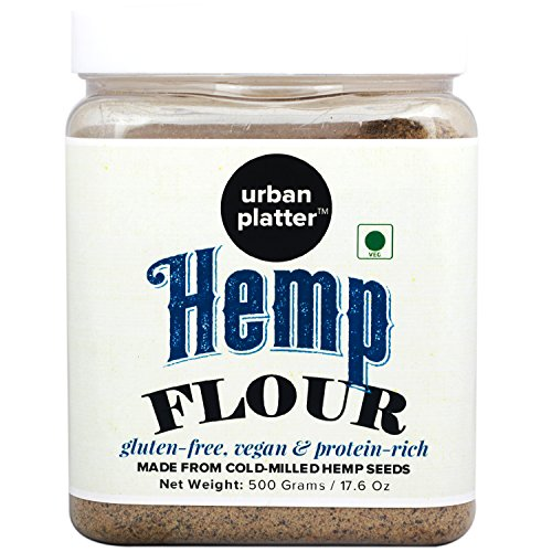 Urban Platter Hemp Seed Flour, 500g [gluten-free, Vegan And Protein-rich]
