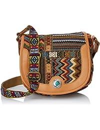 BDBA 17SS397, Bolsa para Lencería para Mujer, Marrón (Brown), One Size (Tamaño del Fabricante:UNI)