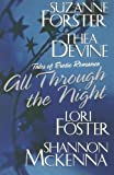 All Through The Night by Lori Foster (October 01,2001)