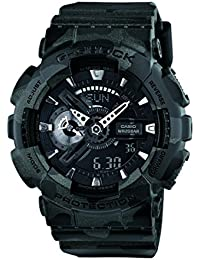 Casio Herren-Armbanduhr XL G-Shock Analog - Digital Quarz Resin GA-110CM-1AER