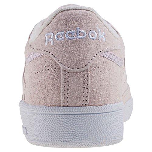 Reebok Club C 85Trim NBK–Chaussures de tennis femme Rose