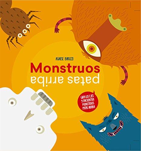 MONSTRUOS PATAS ARRIBA (VVKIDS) (Vvkids Libros de Monstruos) por A. Baruzzi