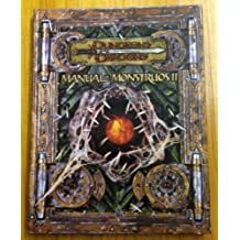 Manual de monstruos II