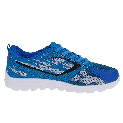 Ital-h318, chaussures Bleu - Bleu