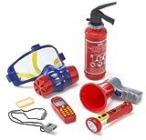 Theo Klein 8950 2 - Feuerwehr-Set