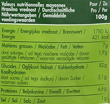 NA! Sachet de Rice Crackers Carotte 70 g