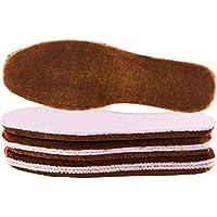 3 Paar-Einlegesohlen Männer Premium Dicke Wolle Flauschige Fleece Einsätze Cosy & Fluffy, A9 preisvergleich bei billige-tabletten.eu