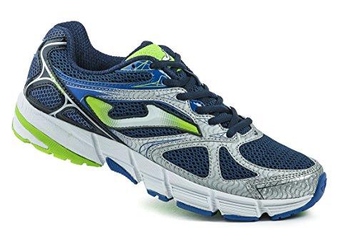 JOMA R.VITALY 602 BLANCO-AZUL - Zapatillas para correr para hombre, color blanco-azul, talla 39