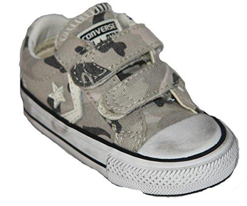 Converse , Jungen Sneaker beige Camouflage eu Camouflage