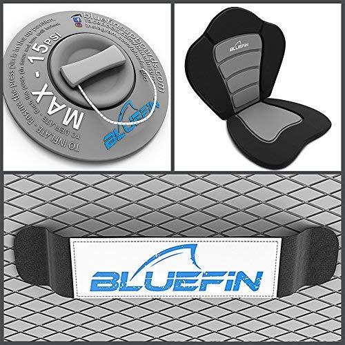 Aufblasbares Bluefin Stehpaddel-Board im Test: Das Familien-Board - 9