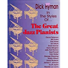 In the Styles Of. the Great Jazz Pianists
