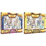 Pokemon Legendäre Kollektion Box - Hoopa EX & Pikachu EX Doppelset - Deutsch
