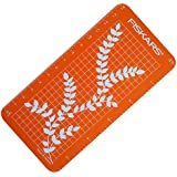Fiskars 8605 Tapis pour Poseur d'Œillets Orange 7,5 x 15 cm