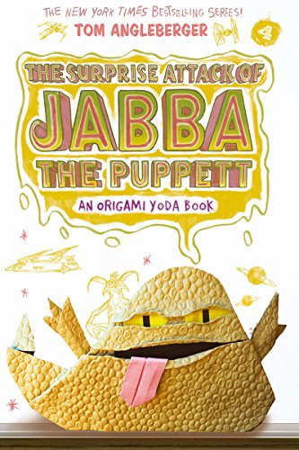 The Surprise Attack of Jabba the Puppett (Origami Yoda series Book 4) (English Edition)