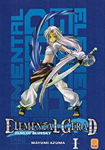 Elemental Gerad Flag of Bluesky Edition simple Tome 1