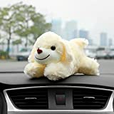 Best BAMBOO Home Airs - Buy Beauty 1PC Car Ornament Furry Dog Bamboo Review