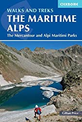 Walks and treks the maritime Alps