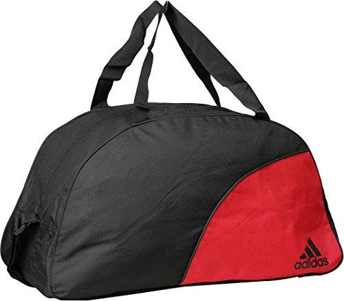 adidas X TB M Team Bag, Small (Black/Red)
