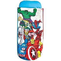 ReadyBed Avengers - Junior-ReadyBed – Kinder-Schlafsack und Luftbett in einem