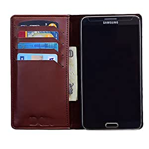 DCR PU Leather Flip Case Cover For Samsung Galaxy Ace Plus