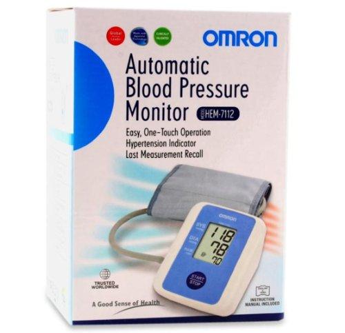 Omron-HEM-7112-Blood-Pressure-Monitor