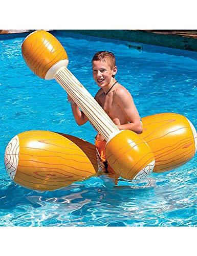 Engel Erwachsenen-stuhl (HGHFH Schwimmende Reihe Aufblasbare Schwimmenden Stuhl Wasser Unterhaltung Luftmatratze Schwimmring Erwachsene & Kinder Pool Spiel Toys Strand,)