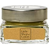 Little Shop of colors spk001001 Sparkl – Bote de pintura acrílica lavable 100 ml, Dorado, SPK001017