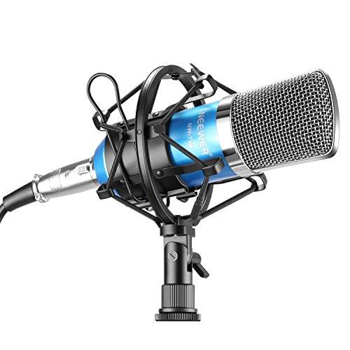 Neewer NW-700 - JuegoProfesional de micrófono de Condensador NW-700+...