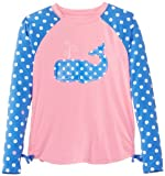 Hatley – Robe de plage Fille – Girls Rash Guard – Girls Whale