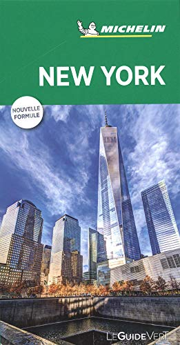 Guide Vert New York Michelin par Michelin