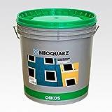 Neoquarz oikos 14 lt pittura per facciate al quarzo acrilico base i (066911)