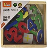Viga Colorful Magnetic Numbers (37-Piece)