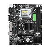 ASHATA Scheda Madre Computer Desktop LGA 775 USB 2.0 SATA Mainboard per Intel G41 Supporto Porta IDE, Grafica Integrata, Scheda Audio e Scheda di Rete.