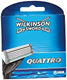 Wilkinson Sword Systems Quattro Men