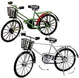 Unbekannt 1 Stück _ großes Deko -  Fahrrad / Bike - E-Bike  - incl. Name - 48 cm - aus Metall - Fahrradreise - Rennrad - Damenfahrrad mit Korb - Männerfahrrad / Rad -..