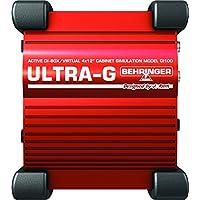 Behringer GI100 accesorio para guitarra - accesorios para guitarra Negro, Rojo