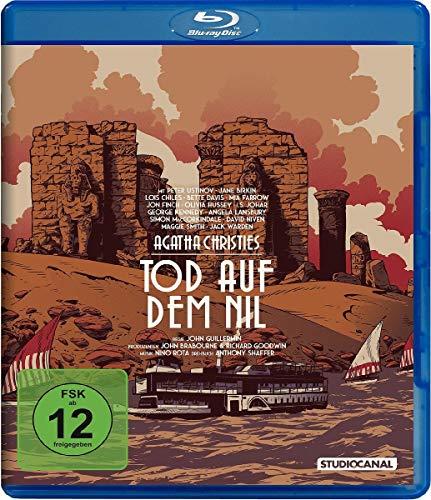 Kostümbildner Für Filme - Tod auf dem Nil - Agatha Christie [Blu-ray]