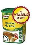 Knorr Bouillon de Bœuf Déshydraté 1kg Jusqu'à 50l - Lot de 2