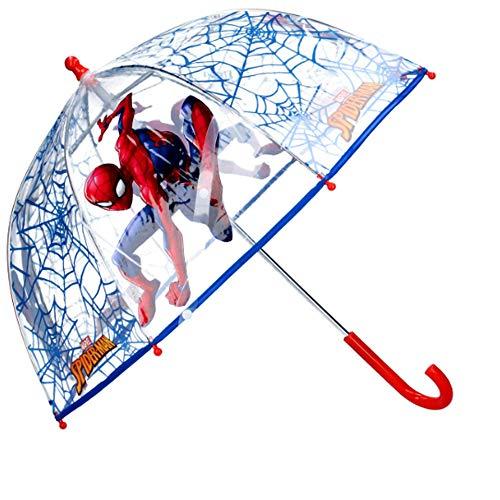 Paraguas Cúpula Transparente Manual Paraguas
