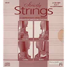 Strictly Strings, Book 1: Accompaniment