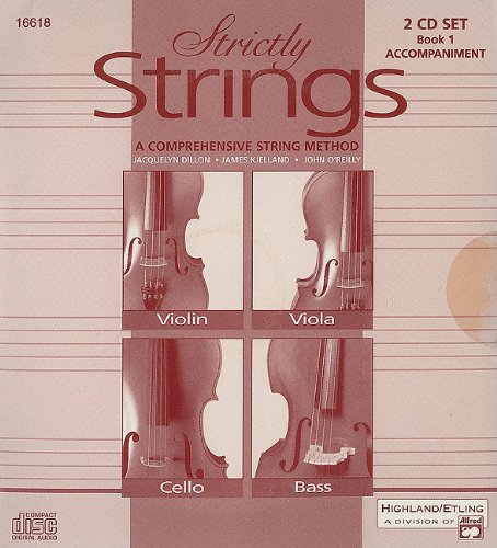 Strictly Strings, Book 1: A Comprehensive String Method (Strictly Strings, Book 1)