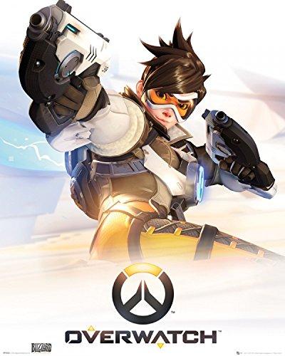 1art1-99701-Overwatch-Key-Art-Mini-Poster-50-x-40-cm