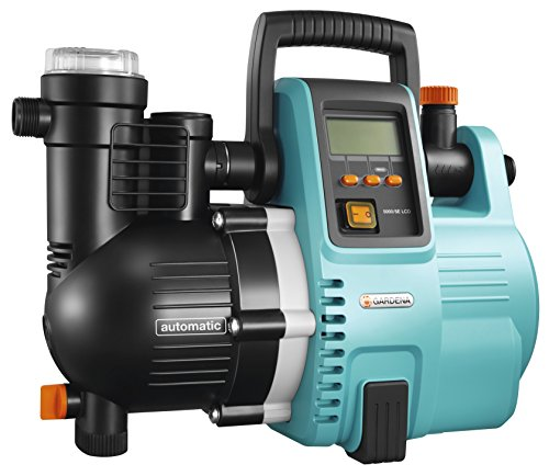 Gardena 5000/5E LCD Hauswasserautomat 1759